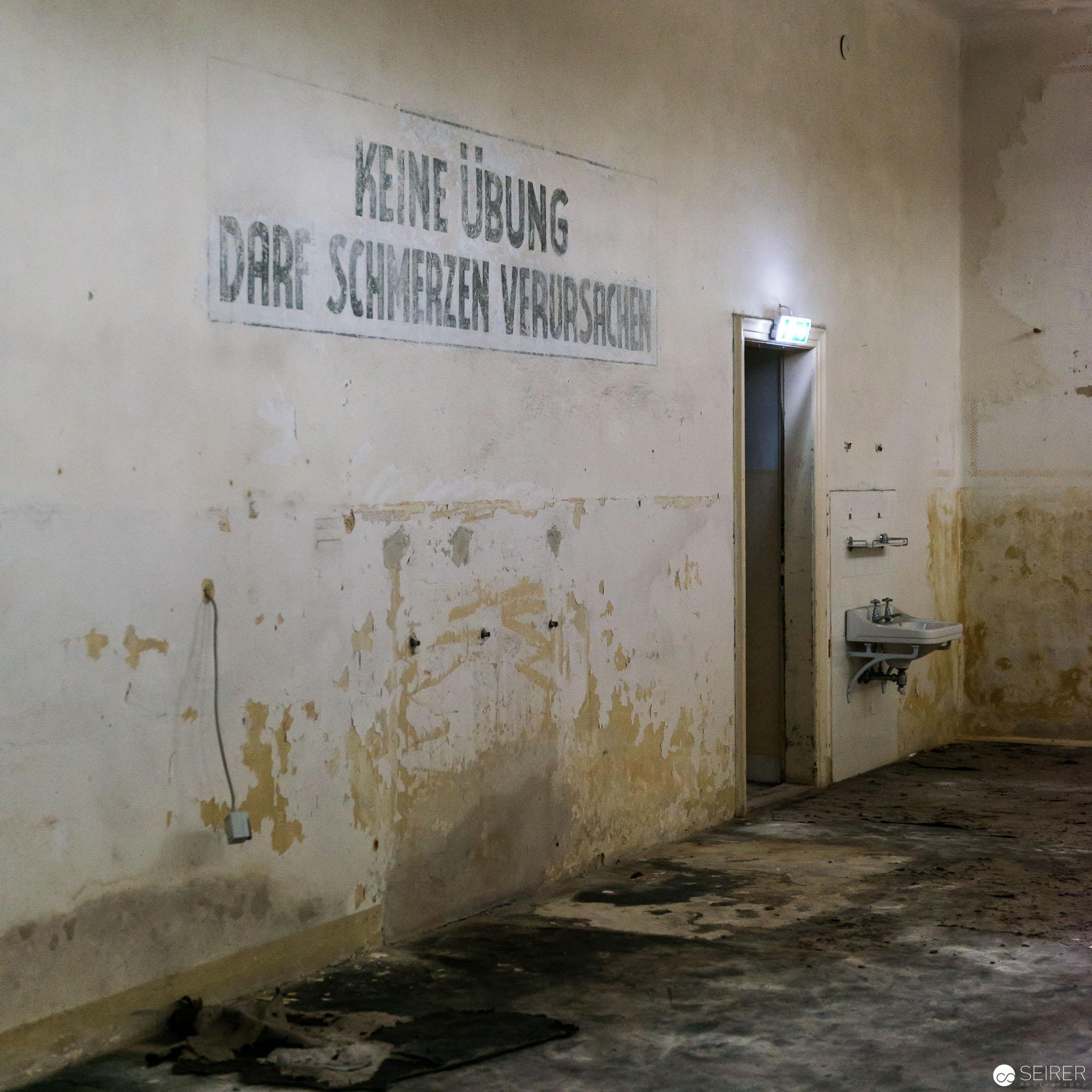 Trainingsraum im Kurhaus Semmering