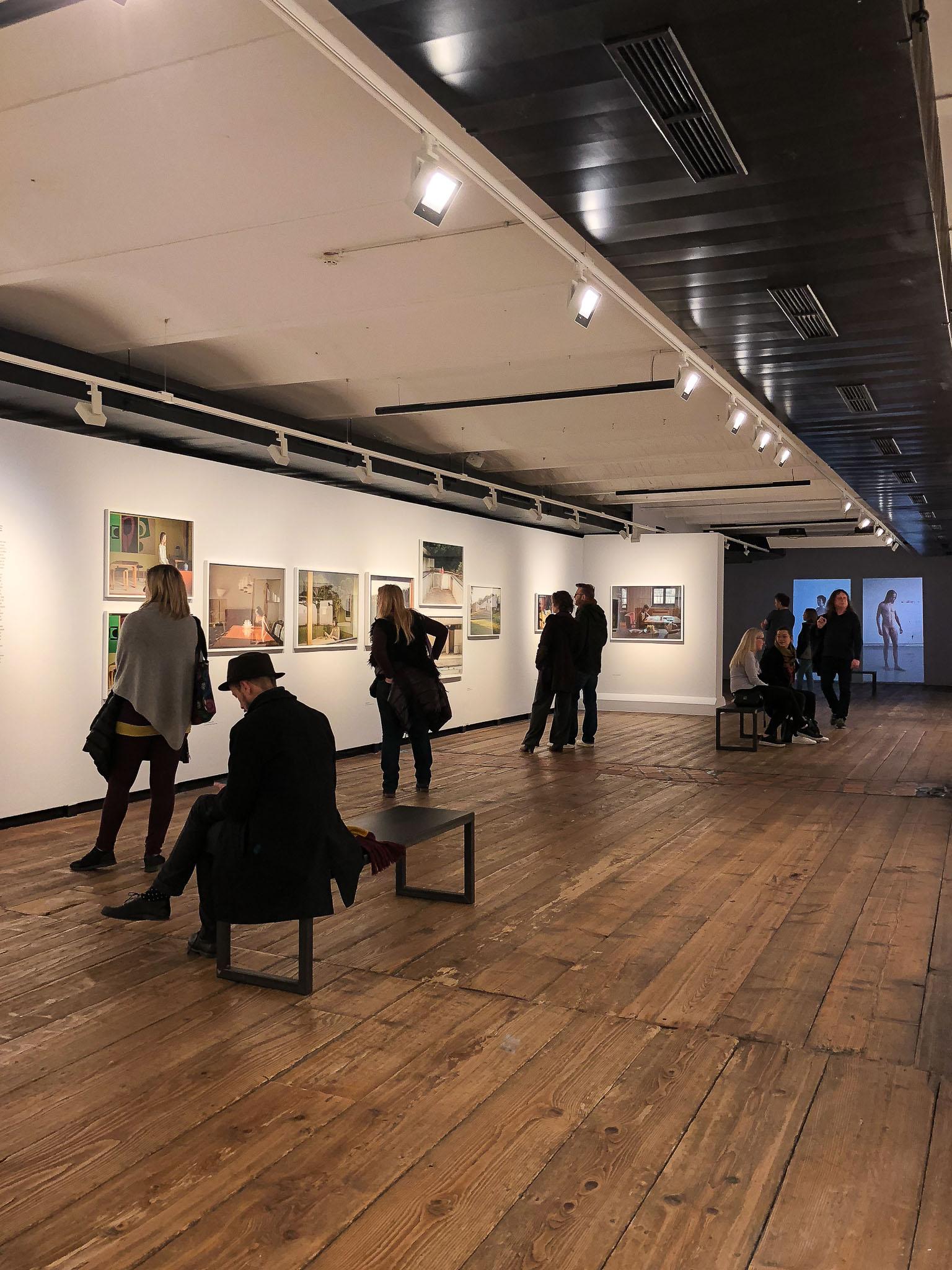 Elina Brotherus im Kunsthaus Wien