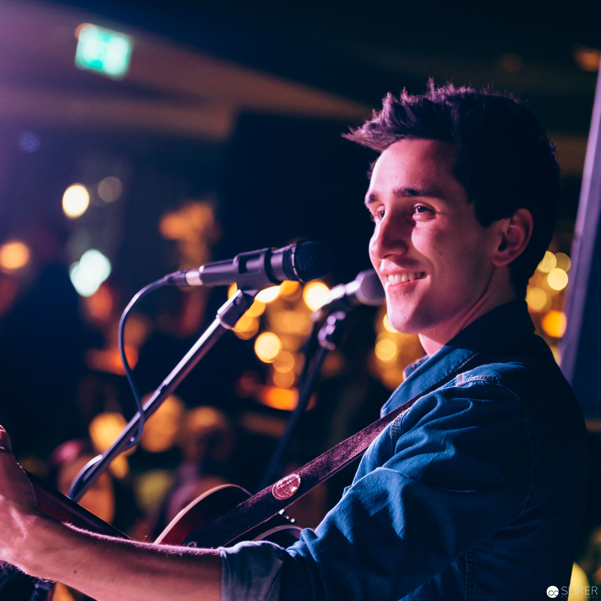 Luke Andrews, Sunday Sounds im le Meridien