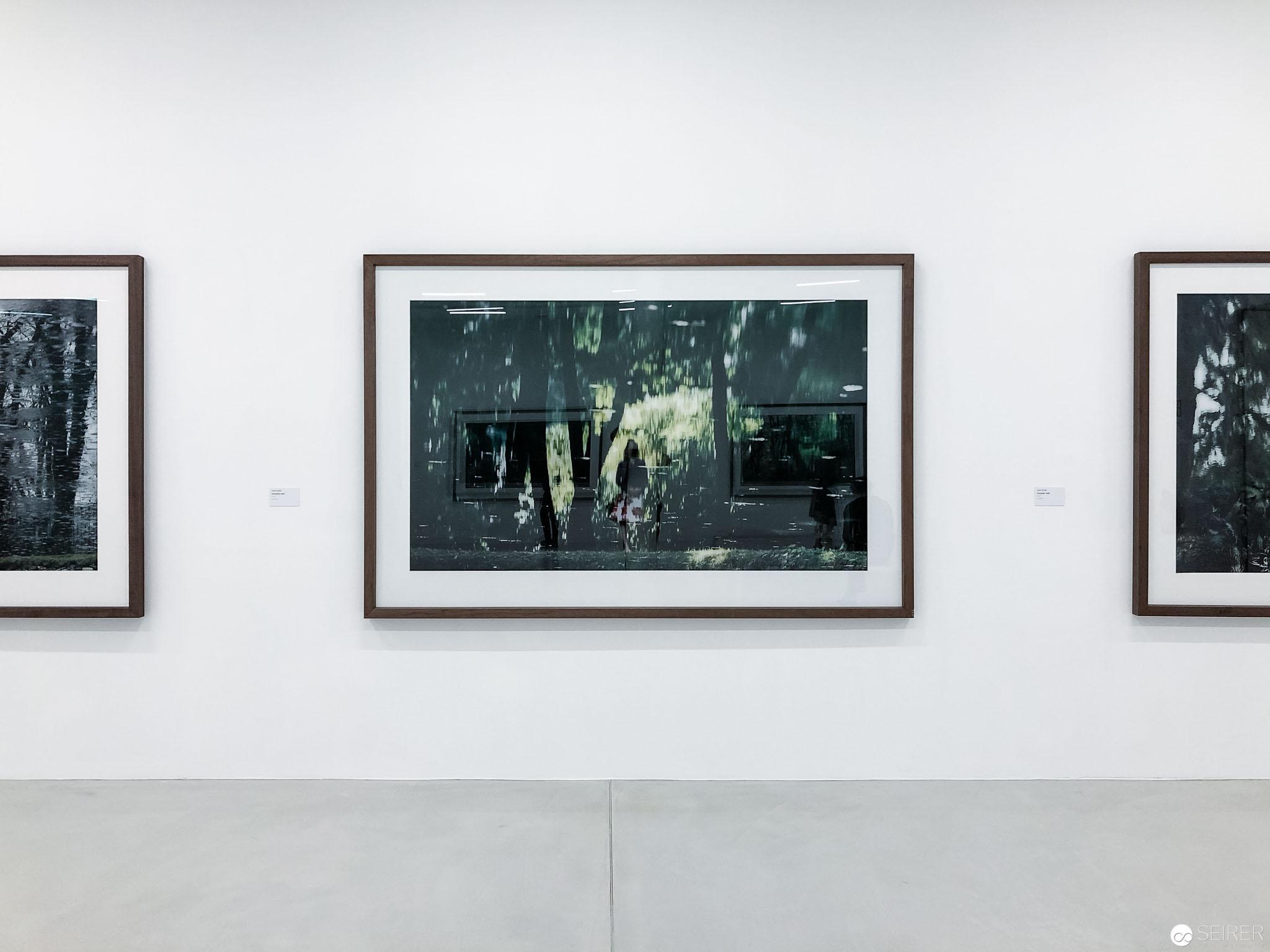 Imperial, Majestic und Magical - Axel Hütte in der Kunsthalle Krems