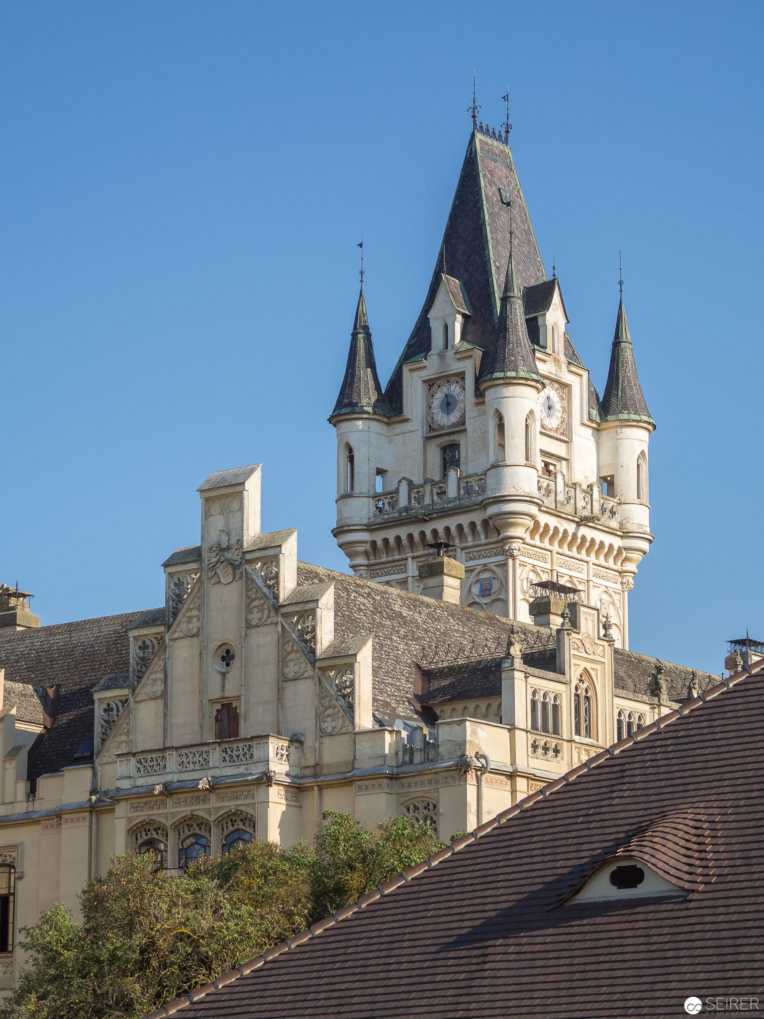 Schloss Grafenegg - wie aus einem Märchen entsprungen