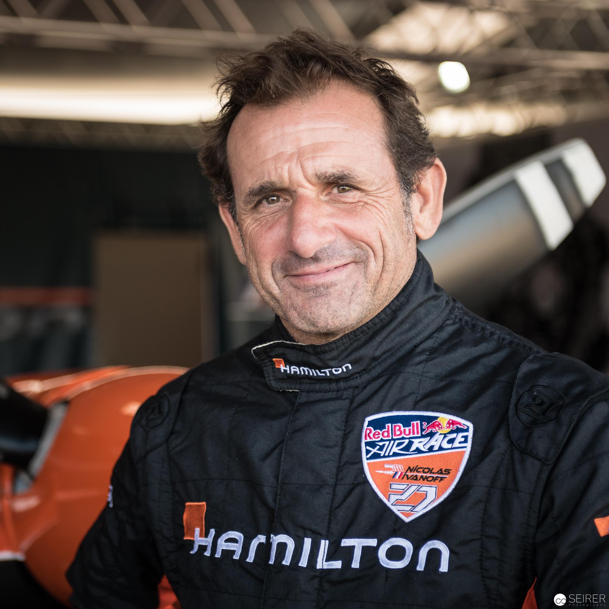 Nicolas Ivanoff, Red Bull Air Race 2018