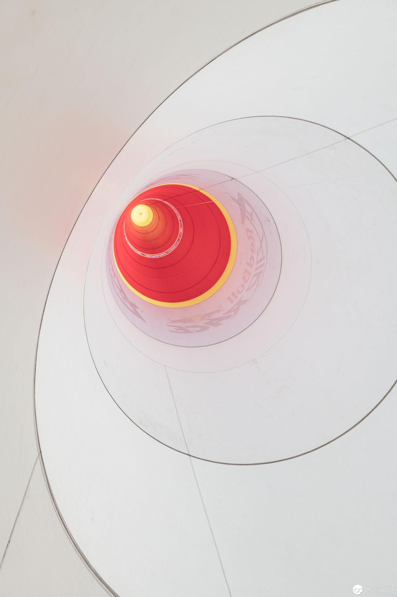 Pylone von innen, Red Bull Air Race 2018 Wiener Neustadt