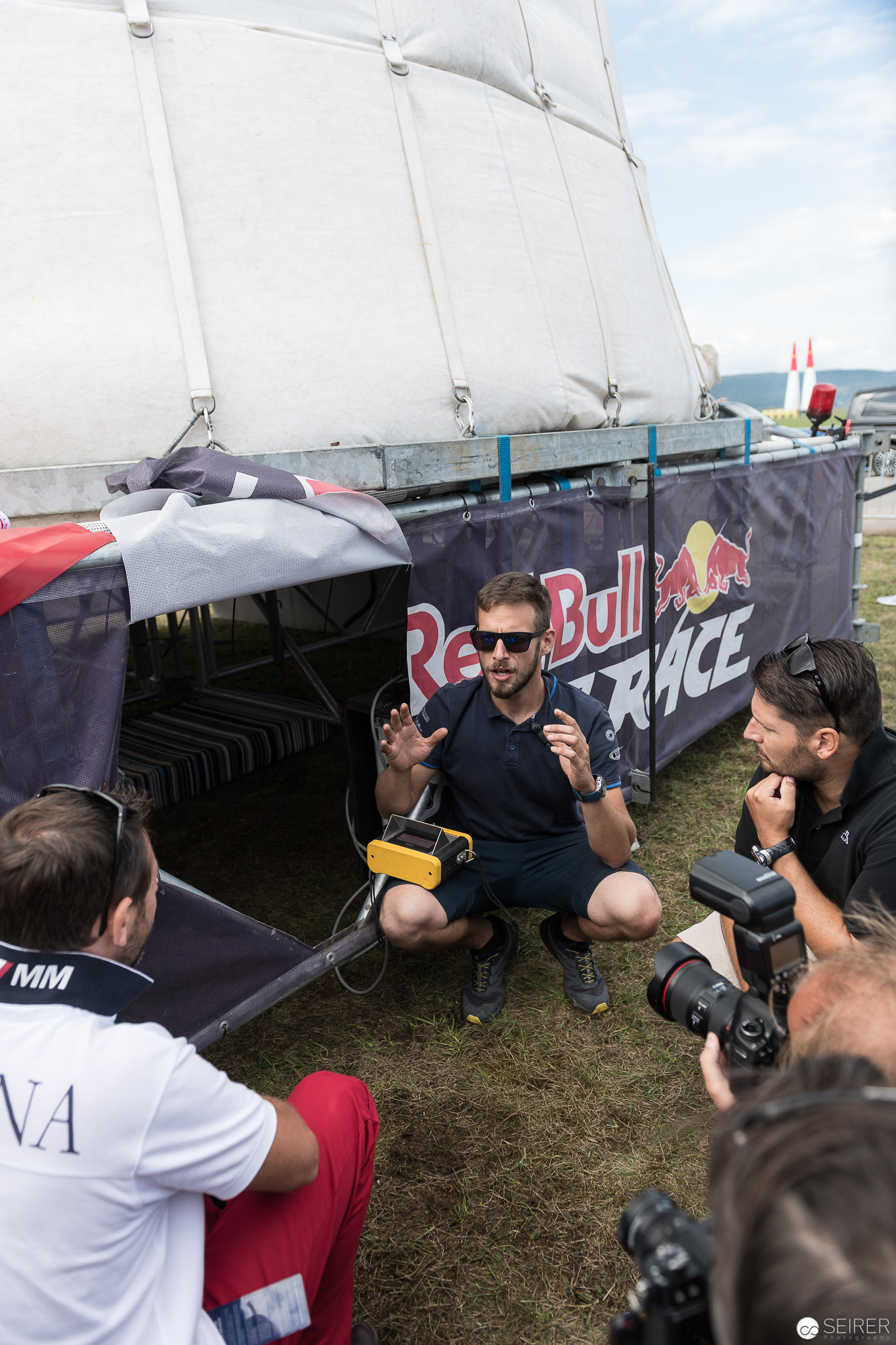Pylonen-Tour, Red Bull Air Race 2018 Wiener Neustadt