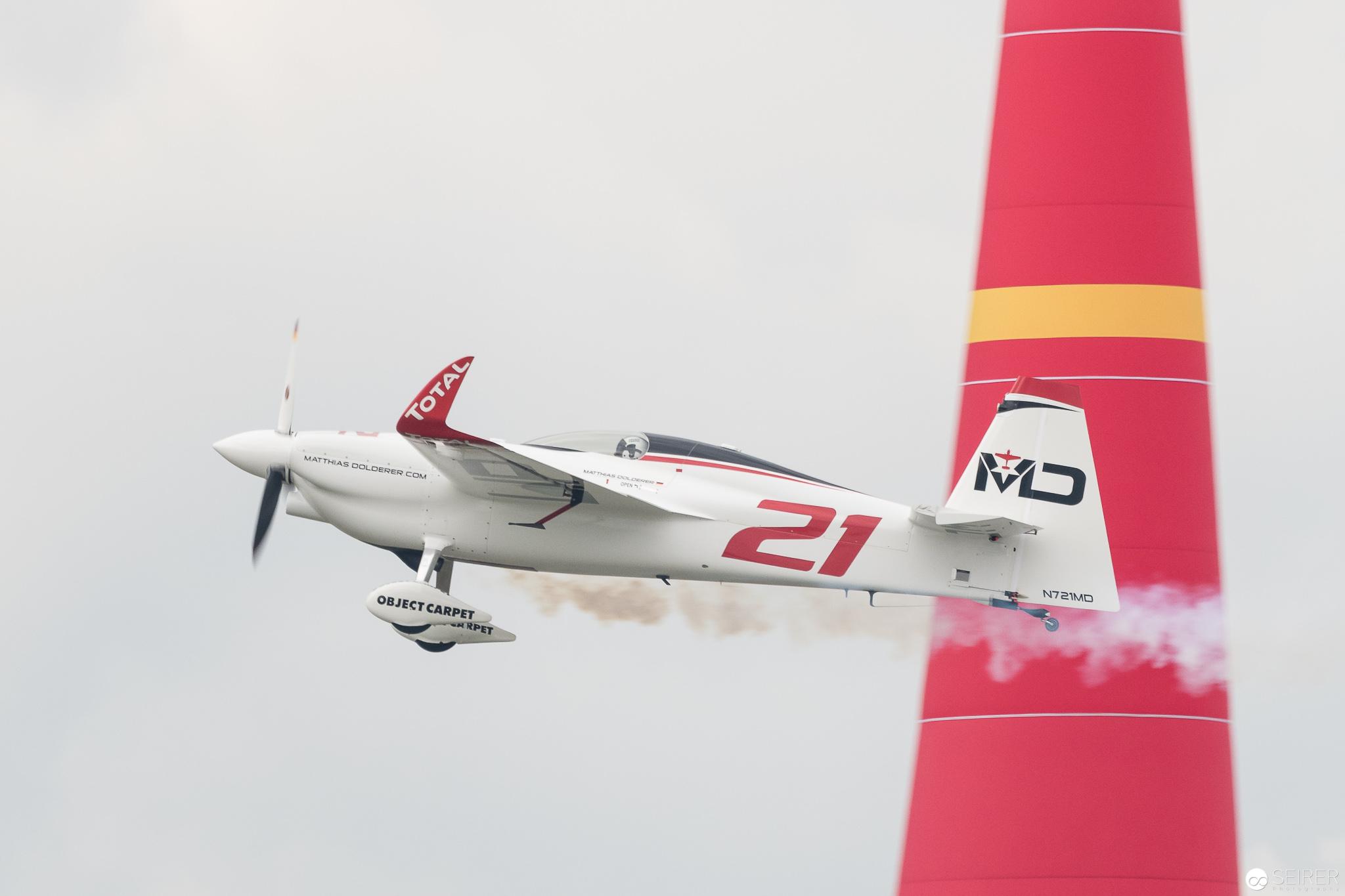 Matthias Dolderer, Red Bull Air Race Wiener Neustadt 2018