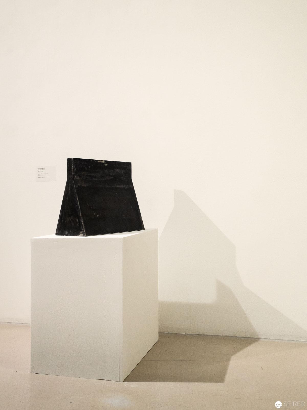 """Leo Zogmayer, Kasten, """"Die 90er Jahre"""" im Wien Museum MUSA"""