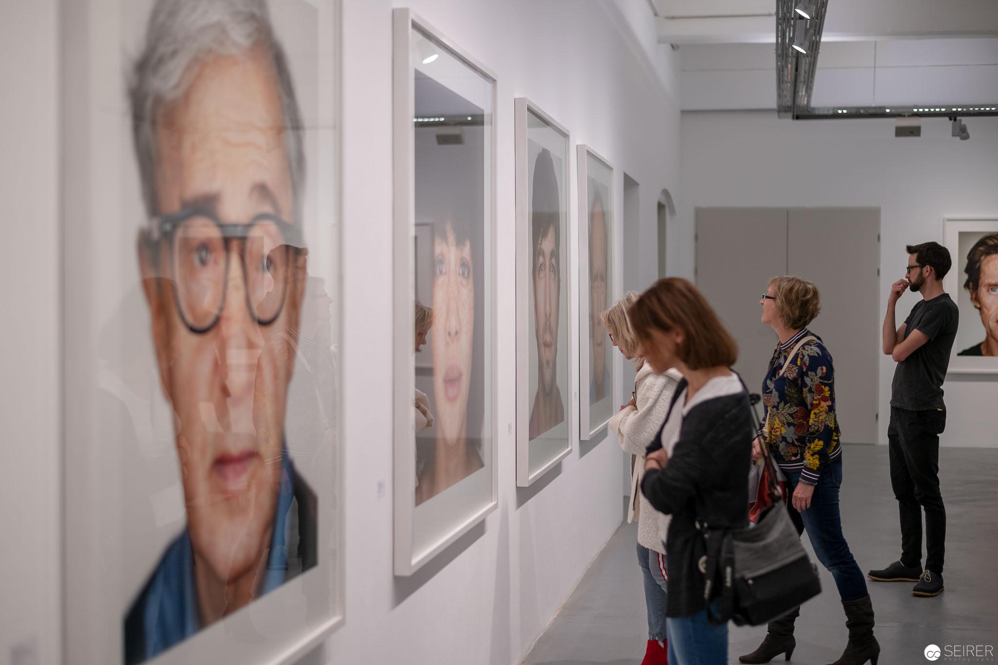 Martin Schoeller Ausstellung im Ostlicht.