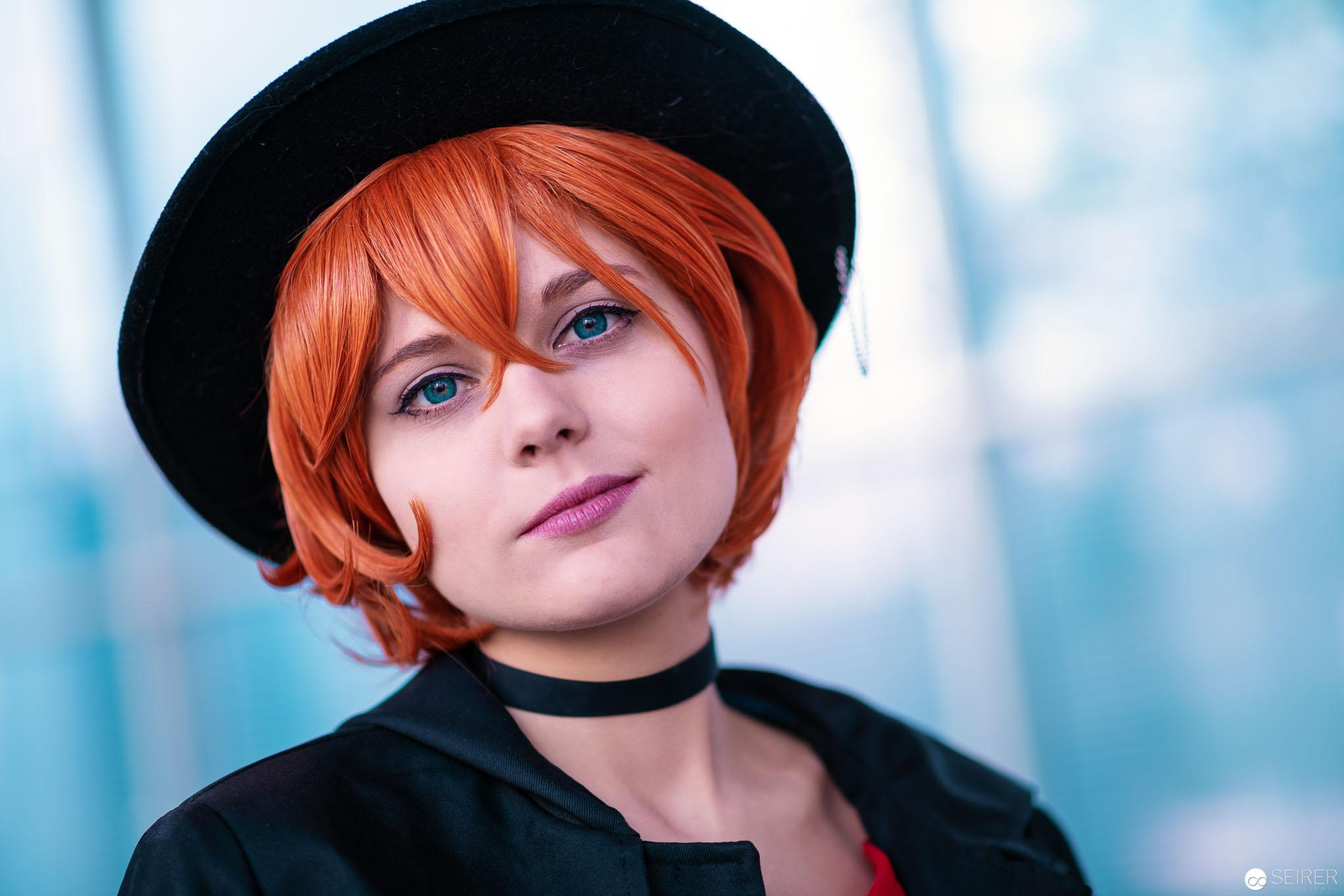 Wundervolles Portrait von der Vienna ComicCon 2018