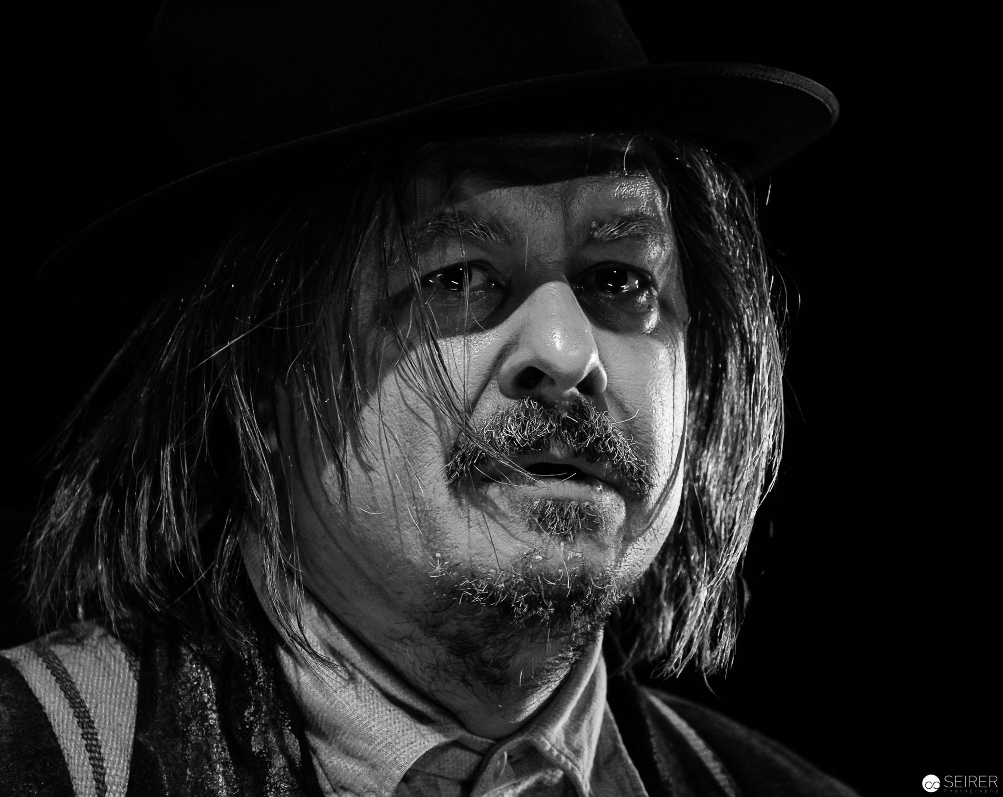Fortunatus Wurzel (Michael Dangl) , Der Bauer als Millionär - Theater in der Josefstadt