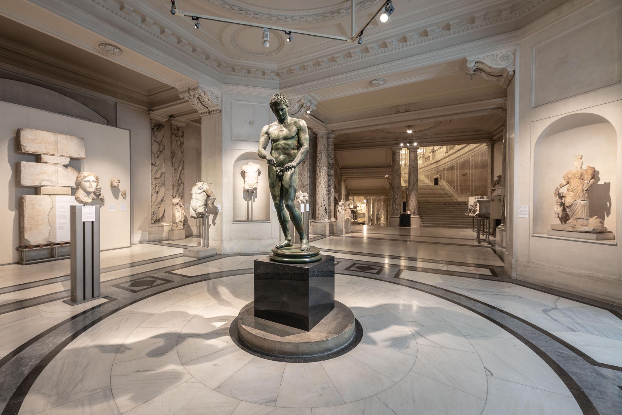 Eingangsbereich Ephesosmuseum