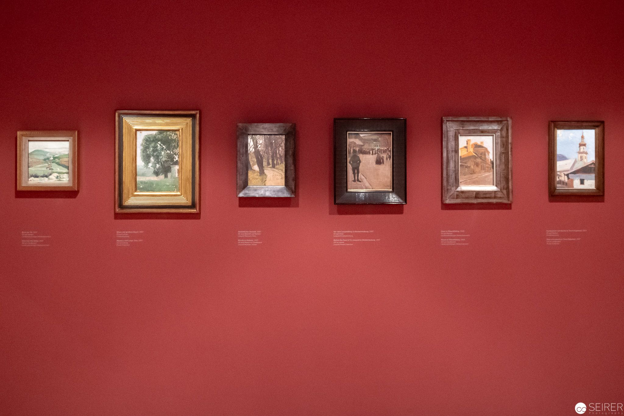 Die Schatzkammer des Egon Schiele Museums