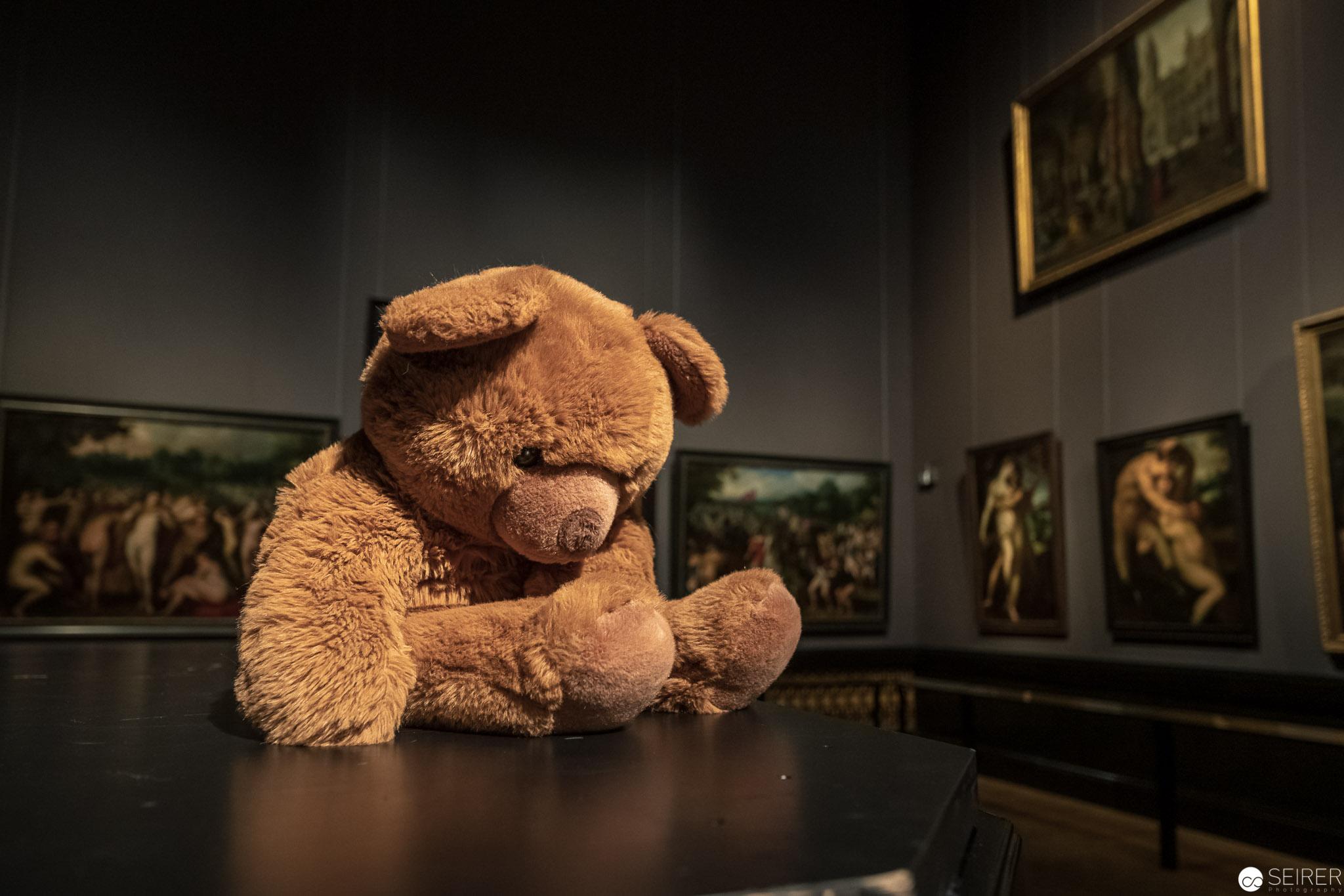 """""""Ganymed in love"""" im Kunsthistorischen Museum Wien"""