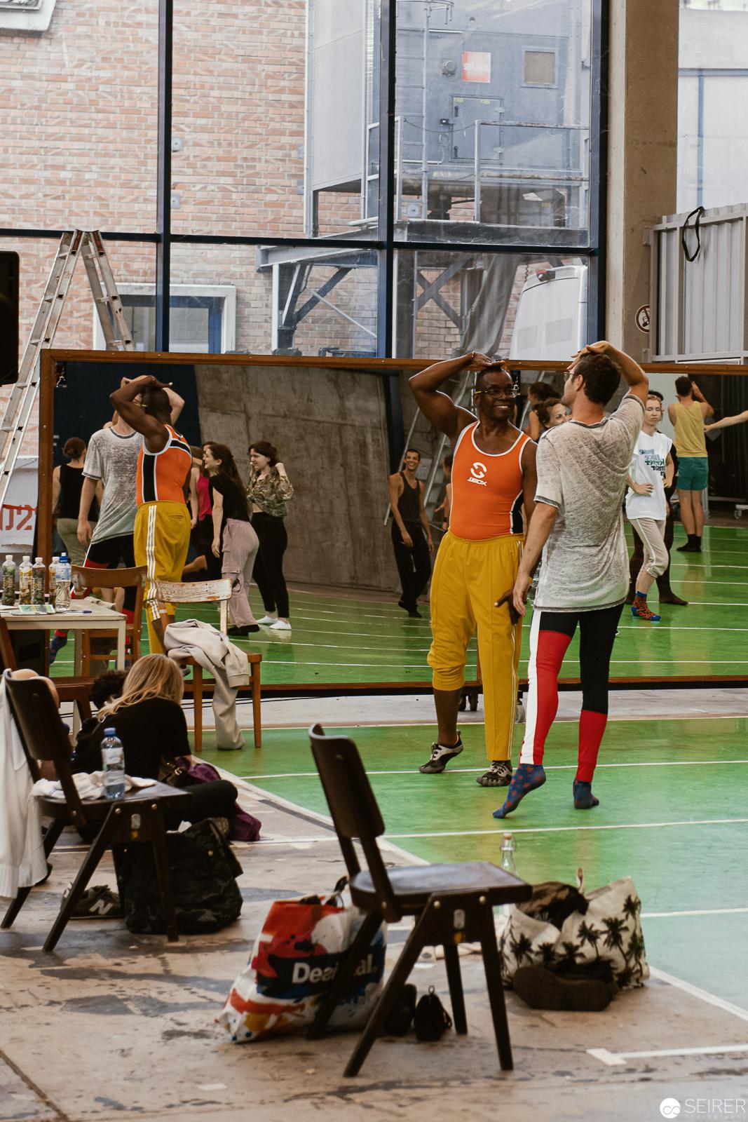 Tanz-Workshop mit Archie Burnett