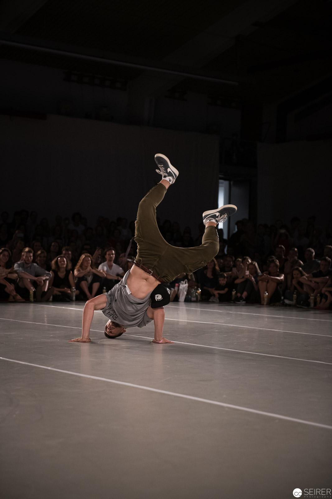 Dance Battle Teilnehmer