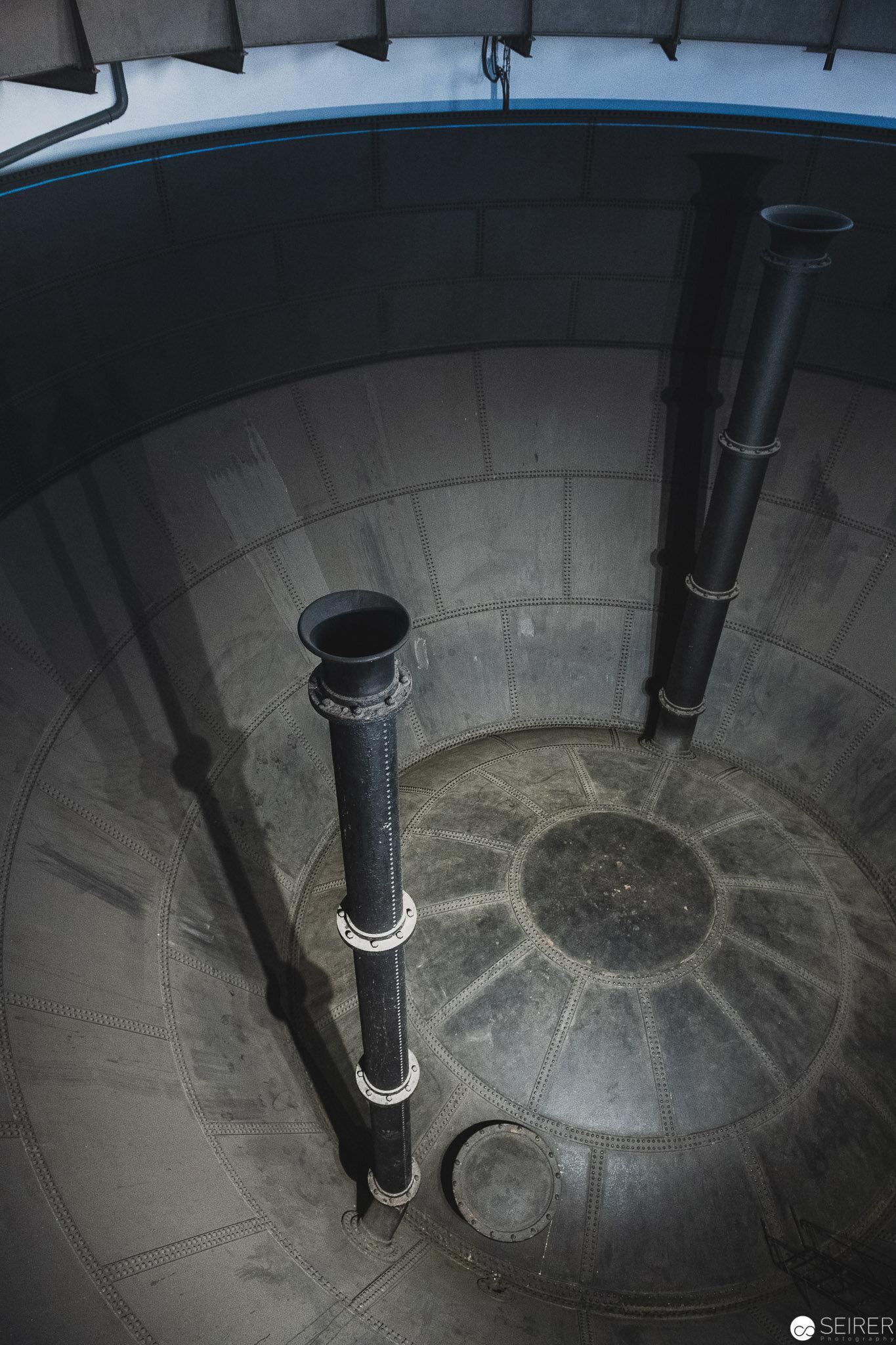 Seit 1910 ist der Wasserturm nicht mehr in Betrieb. Die Wasserzuführ für die höher gelegenen Bezirks übernahm damals die II. Wiener Hochquellenleitung - Wasserturm Favoriten