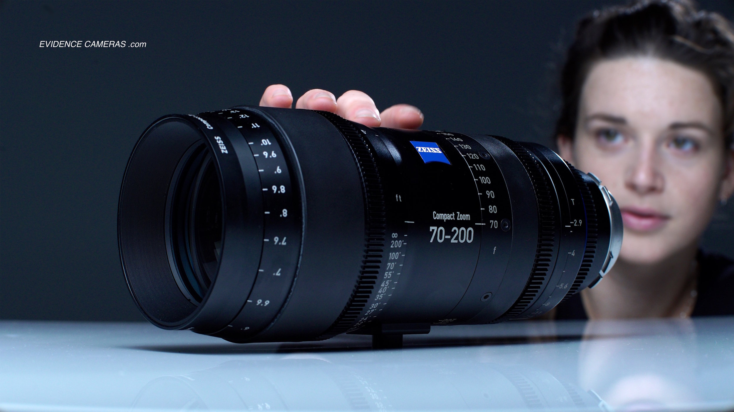 ZEISS CZ2 70-200mm T2.9 PL/EF Full Frame CINE ZOOM