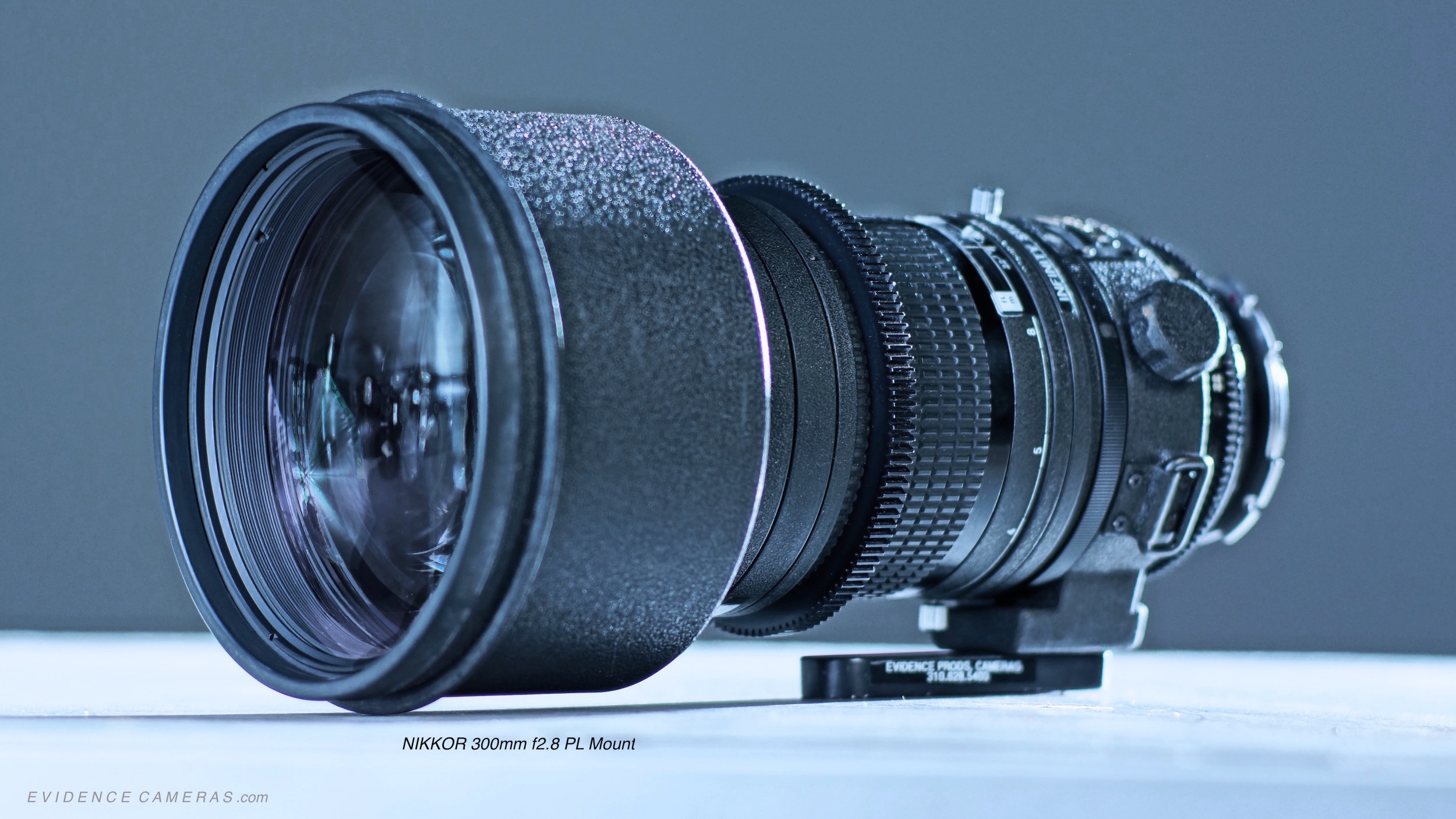 Nikkor 300mm PL Mount Full Frame Cine