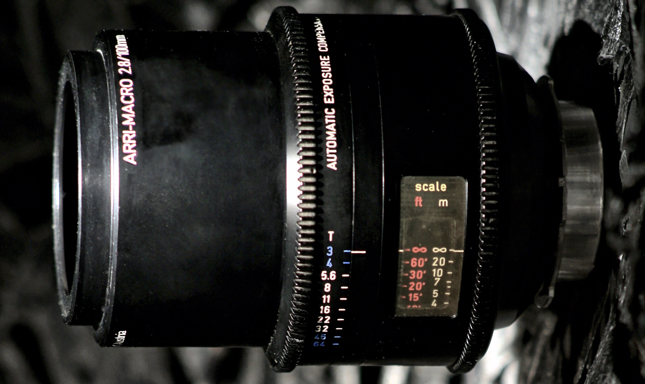 Arri 100mm Macro PL Mount Full Frame Cine