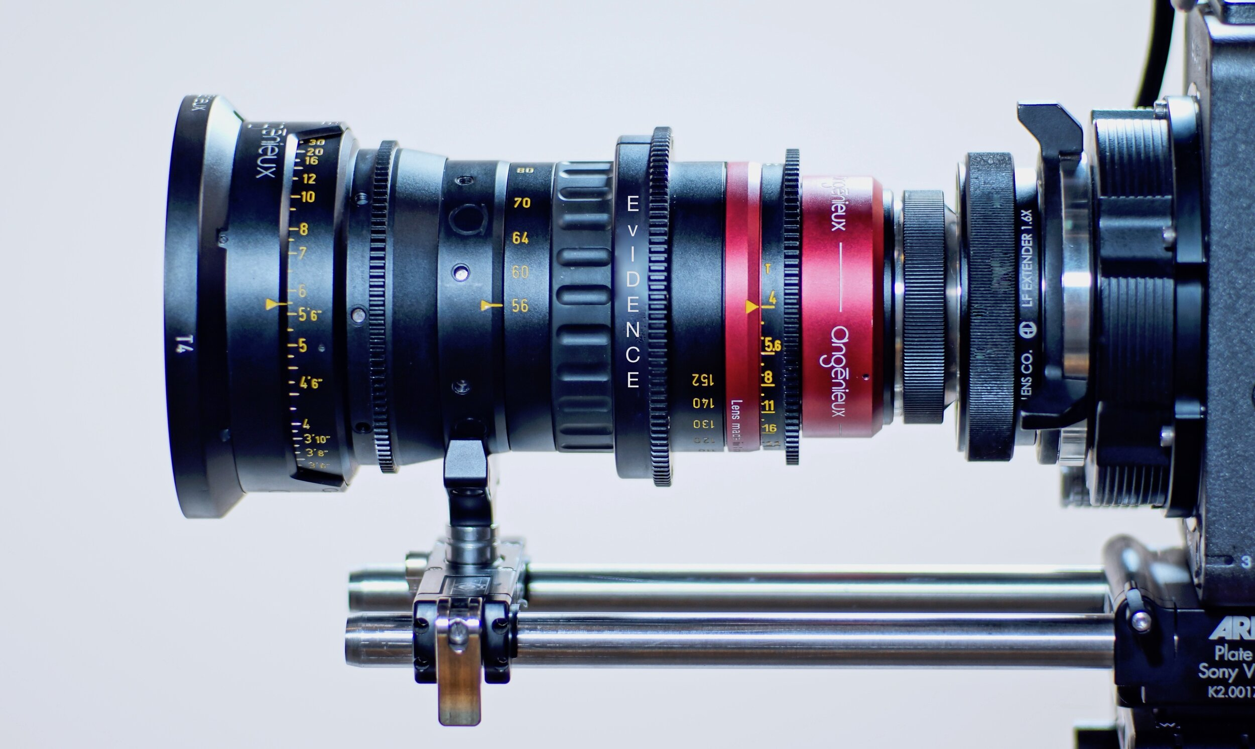 ANGENIEUX OPTIMO 56-152mm A-2S 2X ANAMORPHIC ZOOM