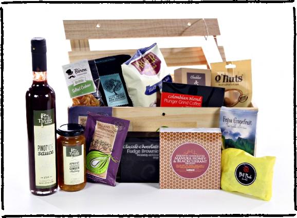 Men's gourmet gift box