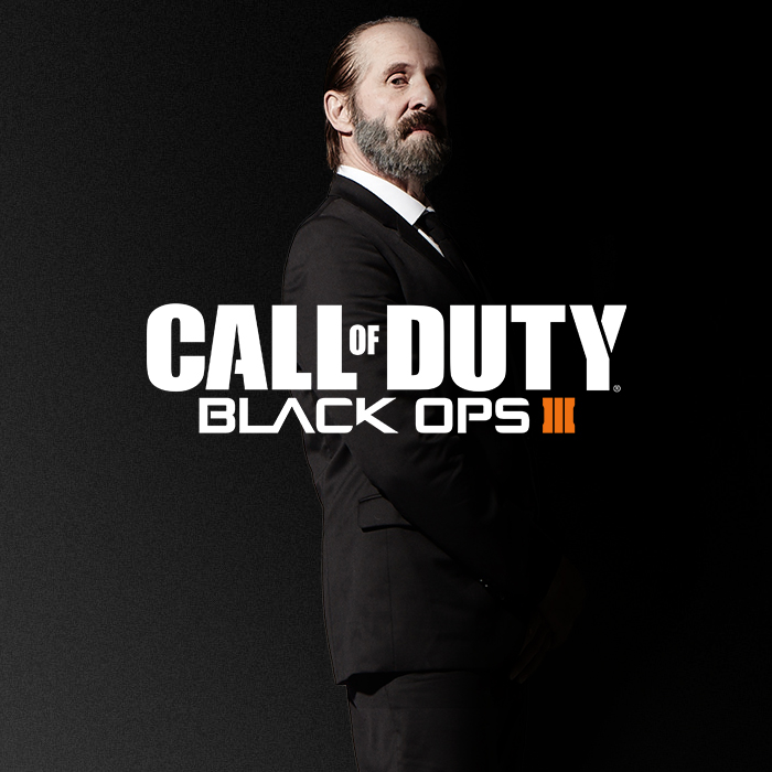 Call of Duty Black Ops III   The Replacer
