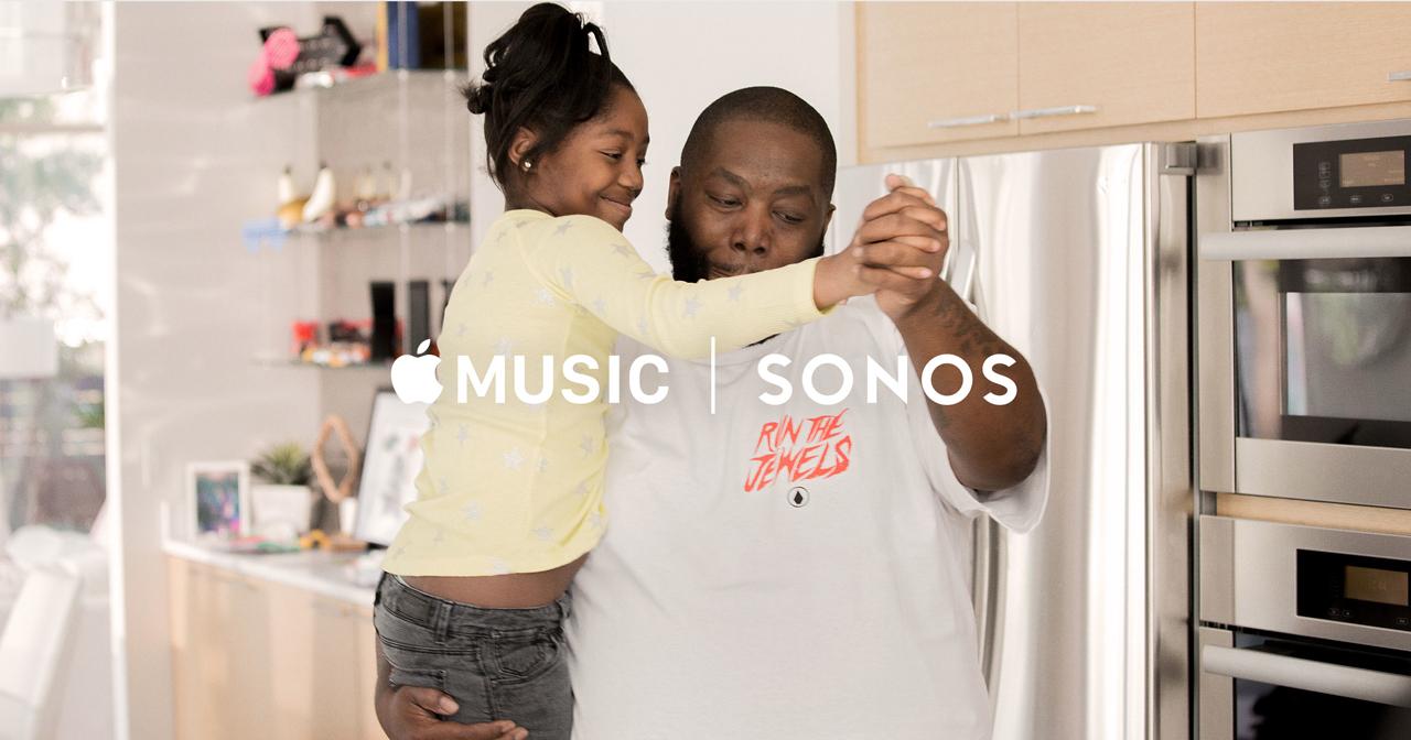 Sonos | Apple Music x Sonos