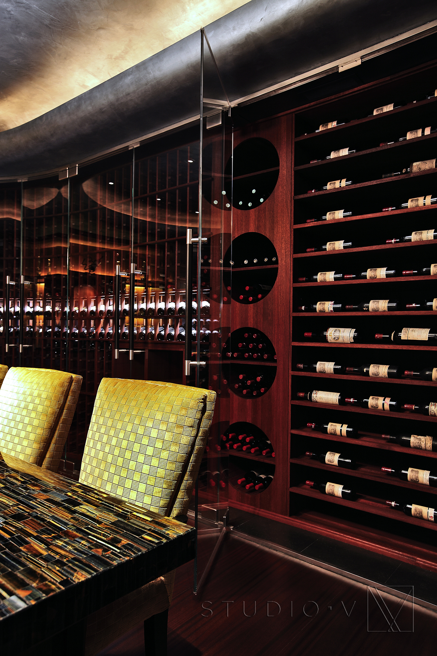 12_Wine Cellar Studio V Interiors Scottsdale AZ Greenwich CT.jpg