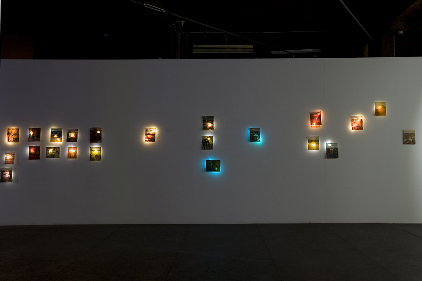 Gemstones 2013    Jo Darvall  Installation size variable  photo Bo Wong