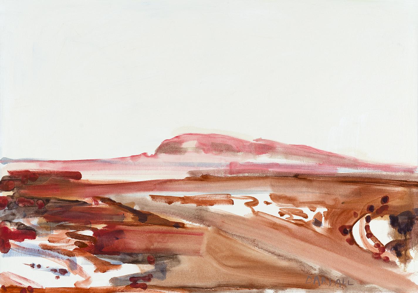 Jarndunmunha Jo Darvall 2015 oil on canvas 70 x 100 cm .jpg