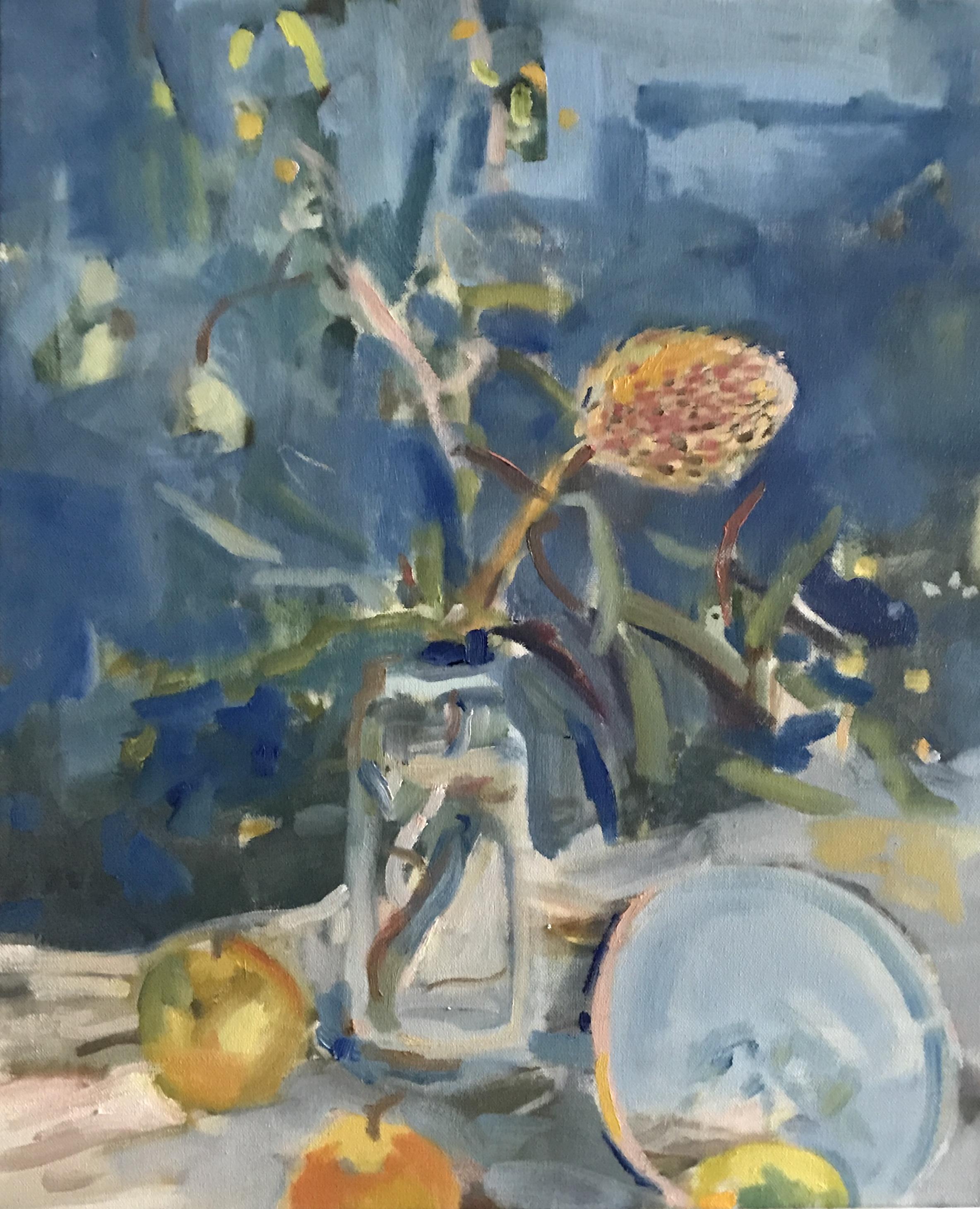 Jo Darvall still life no 3 2019 46 x 45 cm oil on canvas .jpg