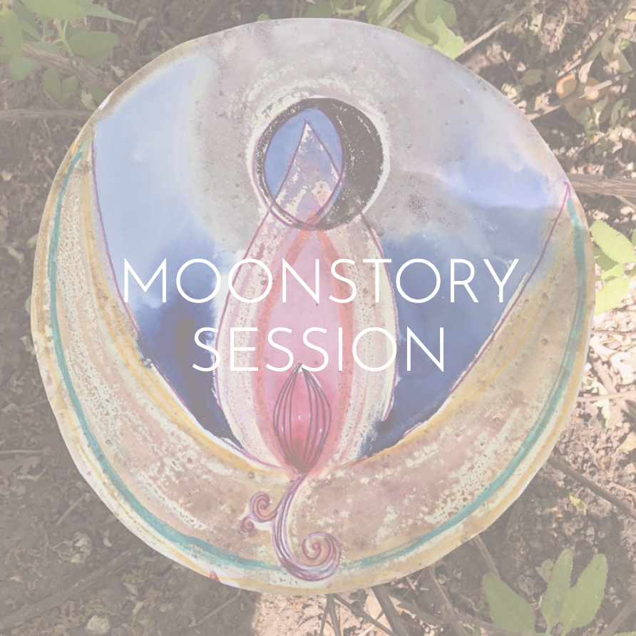 Moonstory Session #themoonismycalendar
