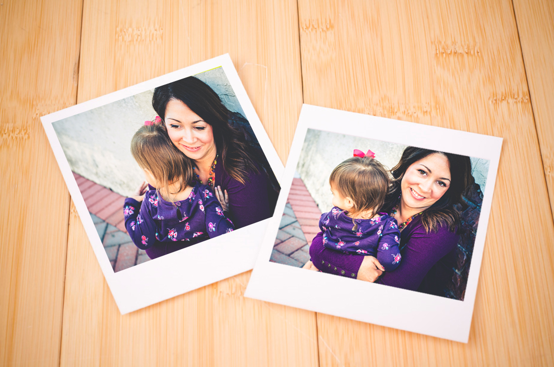 Client Love: Precious Mom/daughter duo: Lucy & Nora