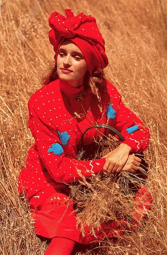 Jill Clegg '80s design