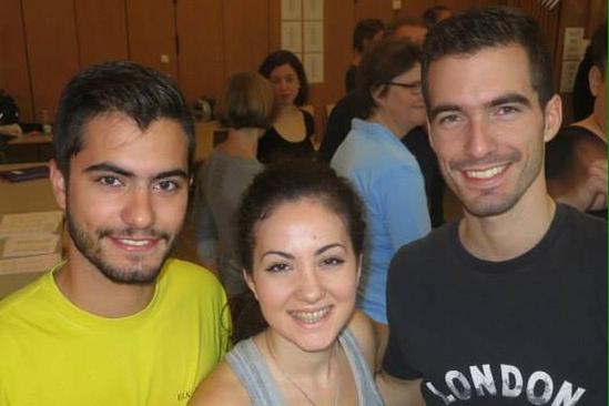 Alexis, Apostolia, Vaggelis