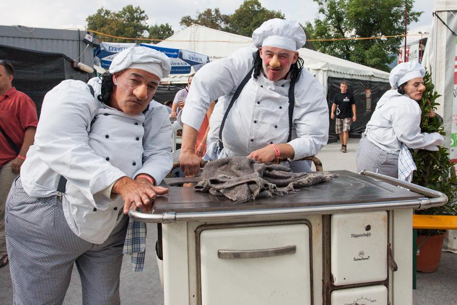 Les Crêpes - La Cuisine Mobile
