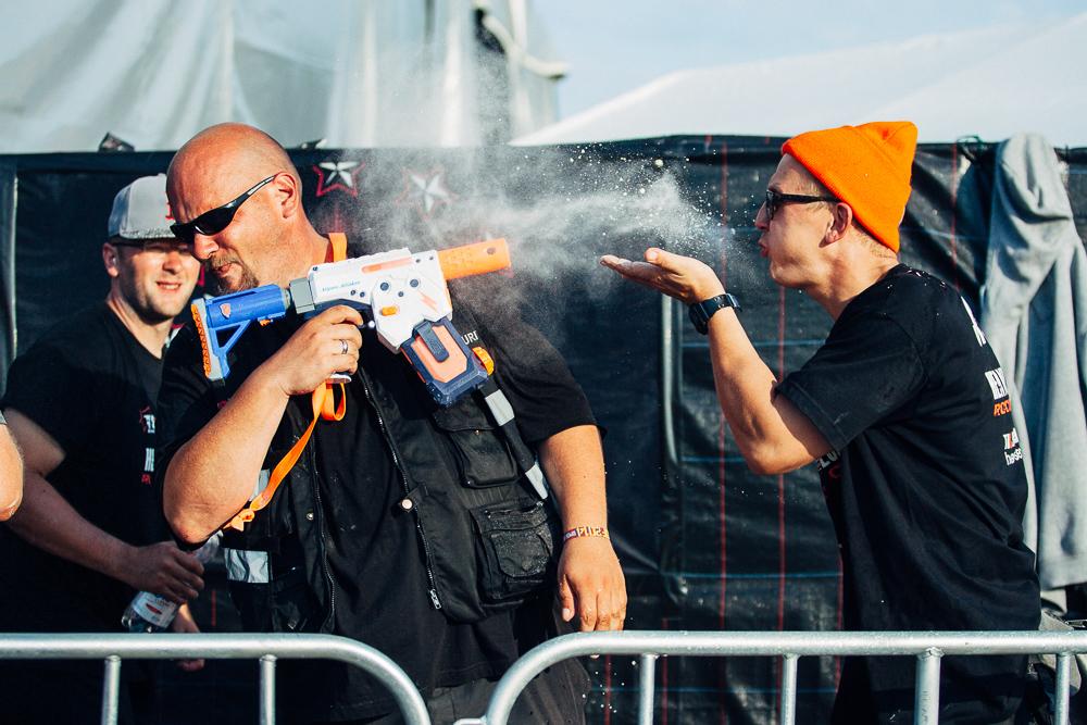 Heavy Secure Rocking Crew