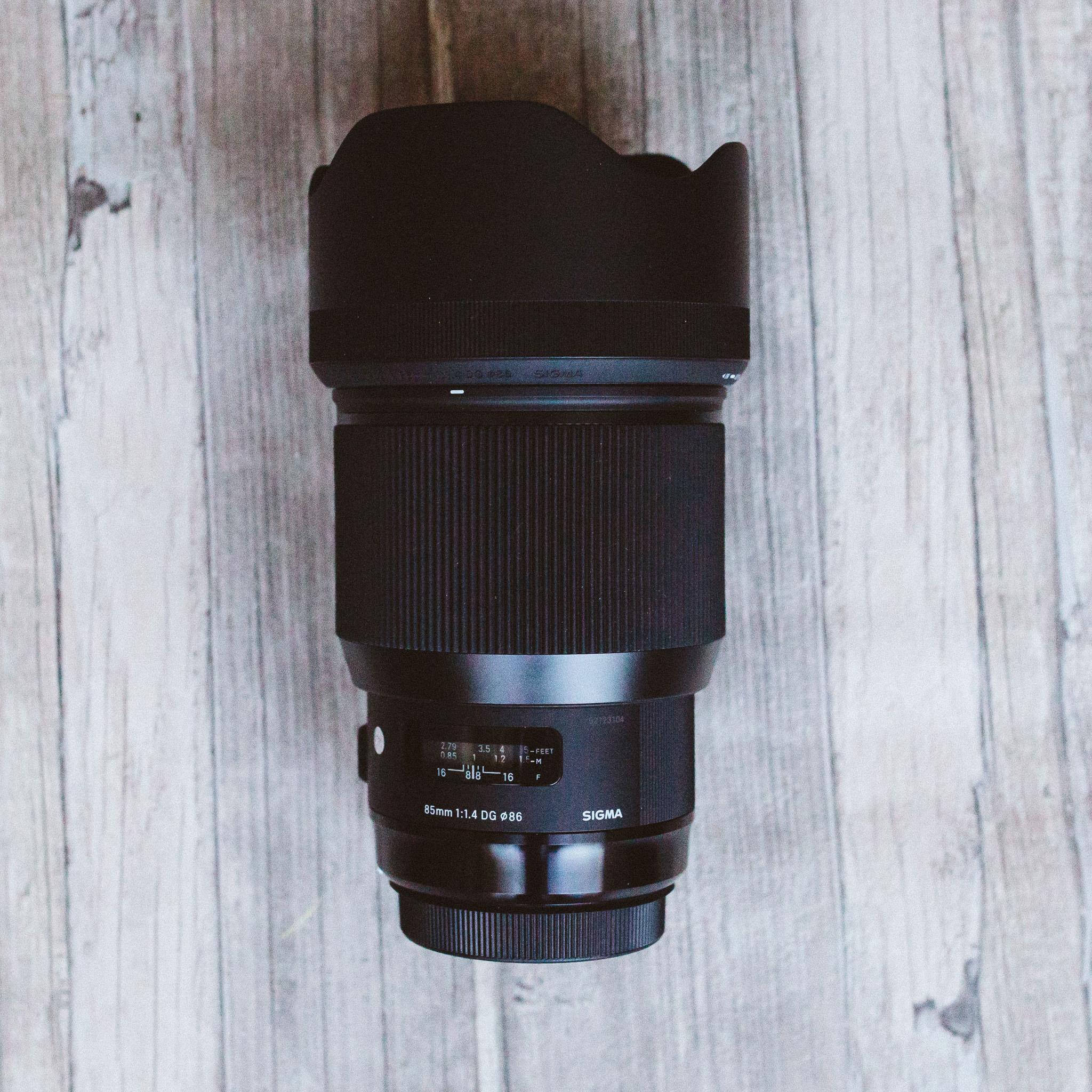 Sigma-85mm-ART