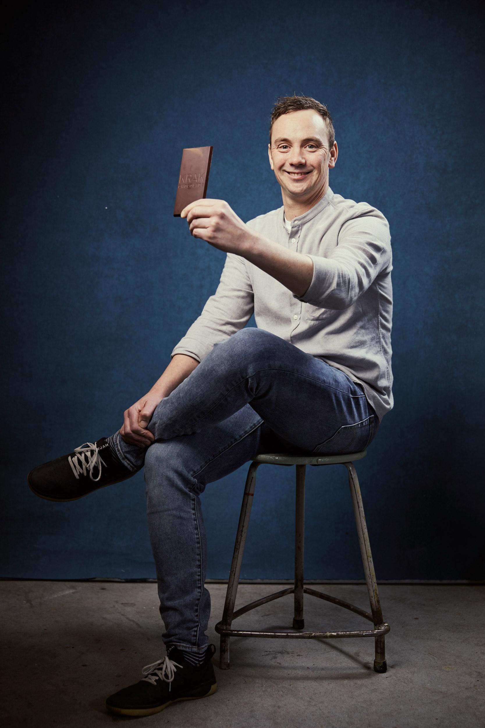 Mark Schimmel | Chocolademaker