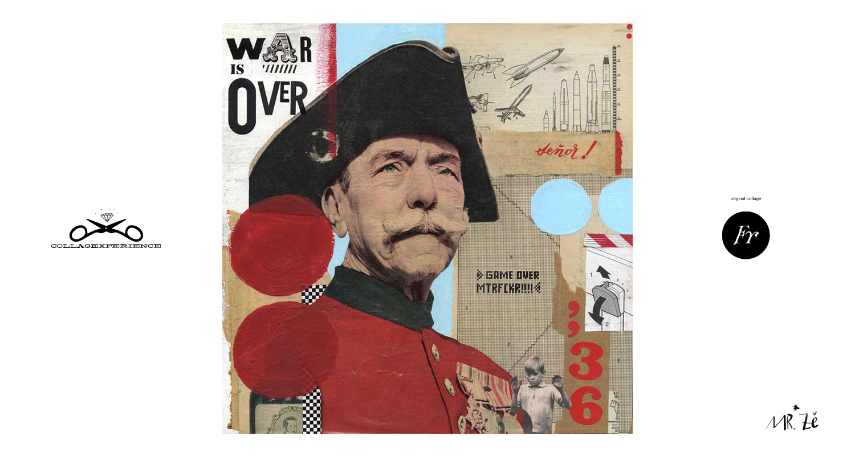 War ir over.