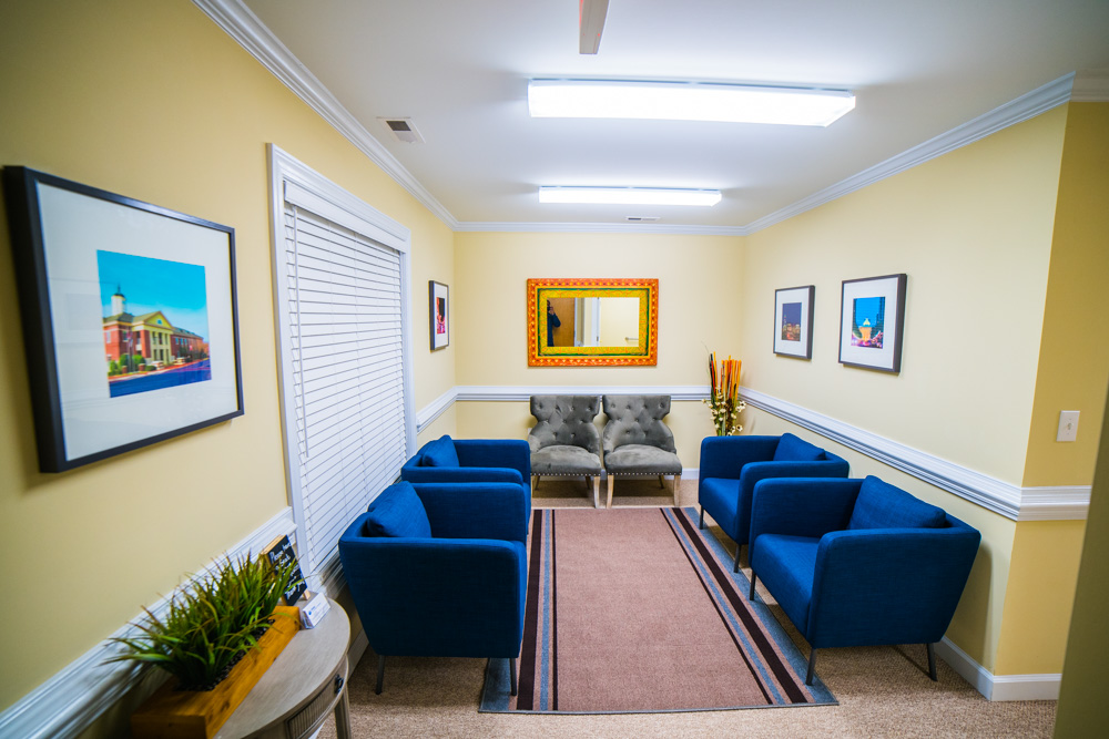 Counseling Waiting Room Holly Springs