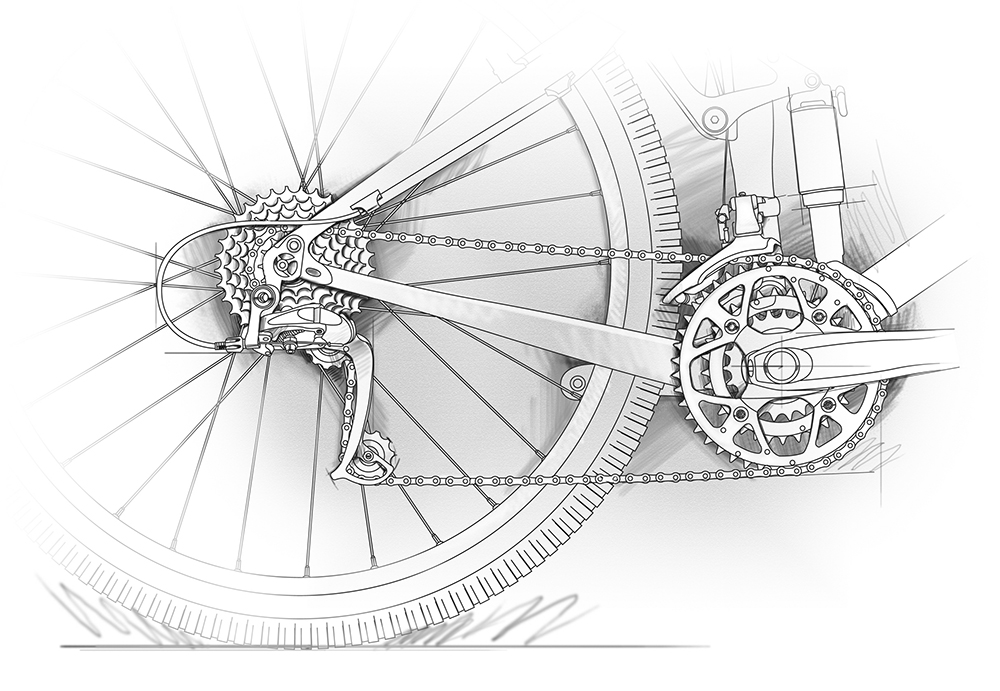 Drawing by   Alan Daniels[technical-illustrators.com]