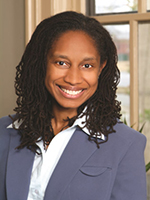 Sherece Y. West-Scantlebury, Ph.D.    President & CEO