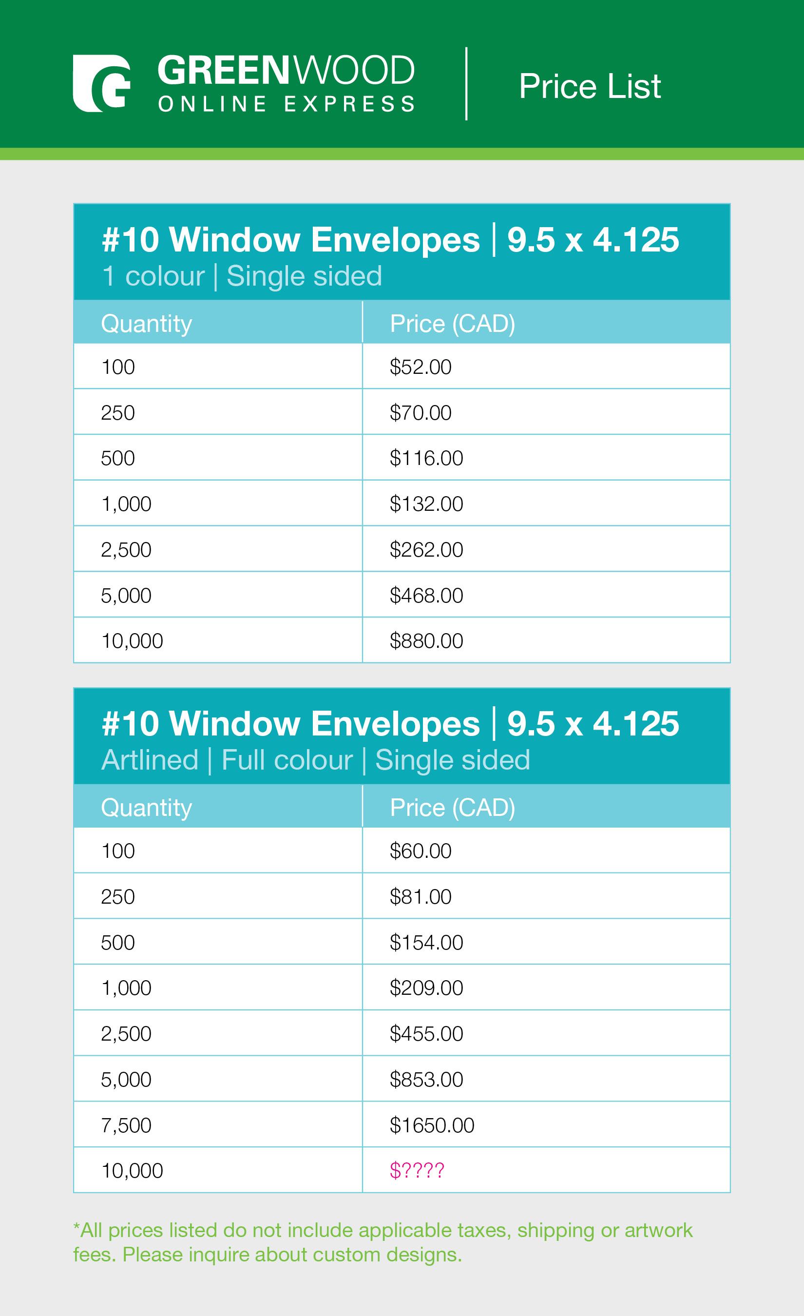 Greenwood #10 Window Envelopes colour single sided price list.jpg