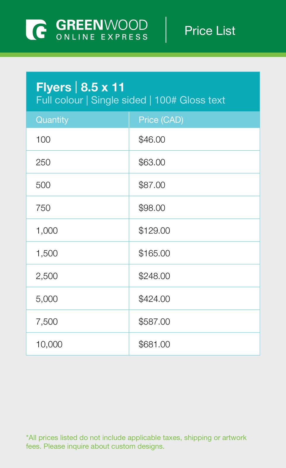 Greenwood flyers colour single sided price list.jpg