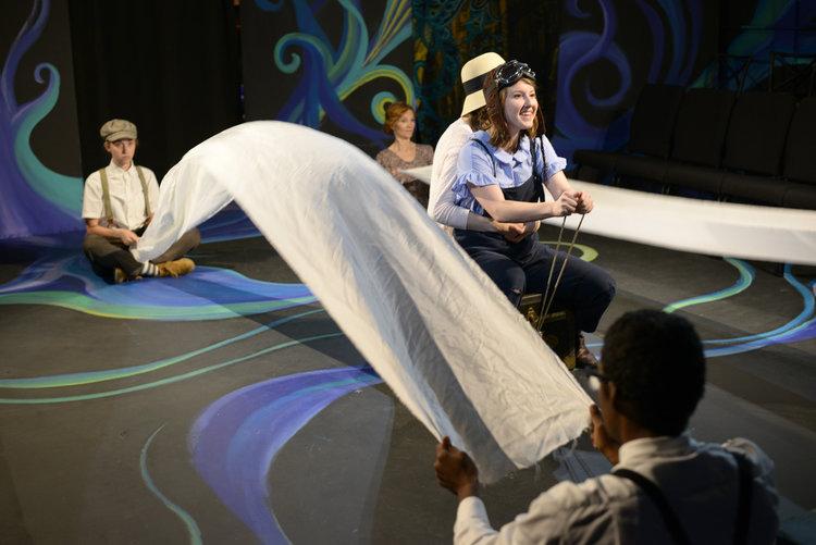 Of Serpents and Sea Spray by Rachel Bublitz (Regional Premiere)
