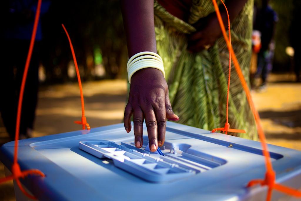 South Sudan's Secession Vote