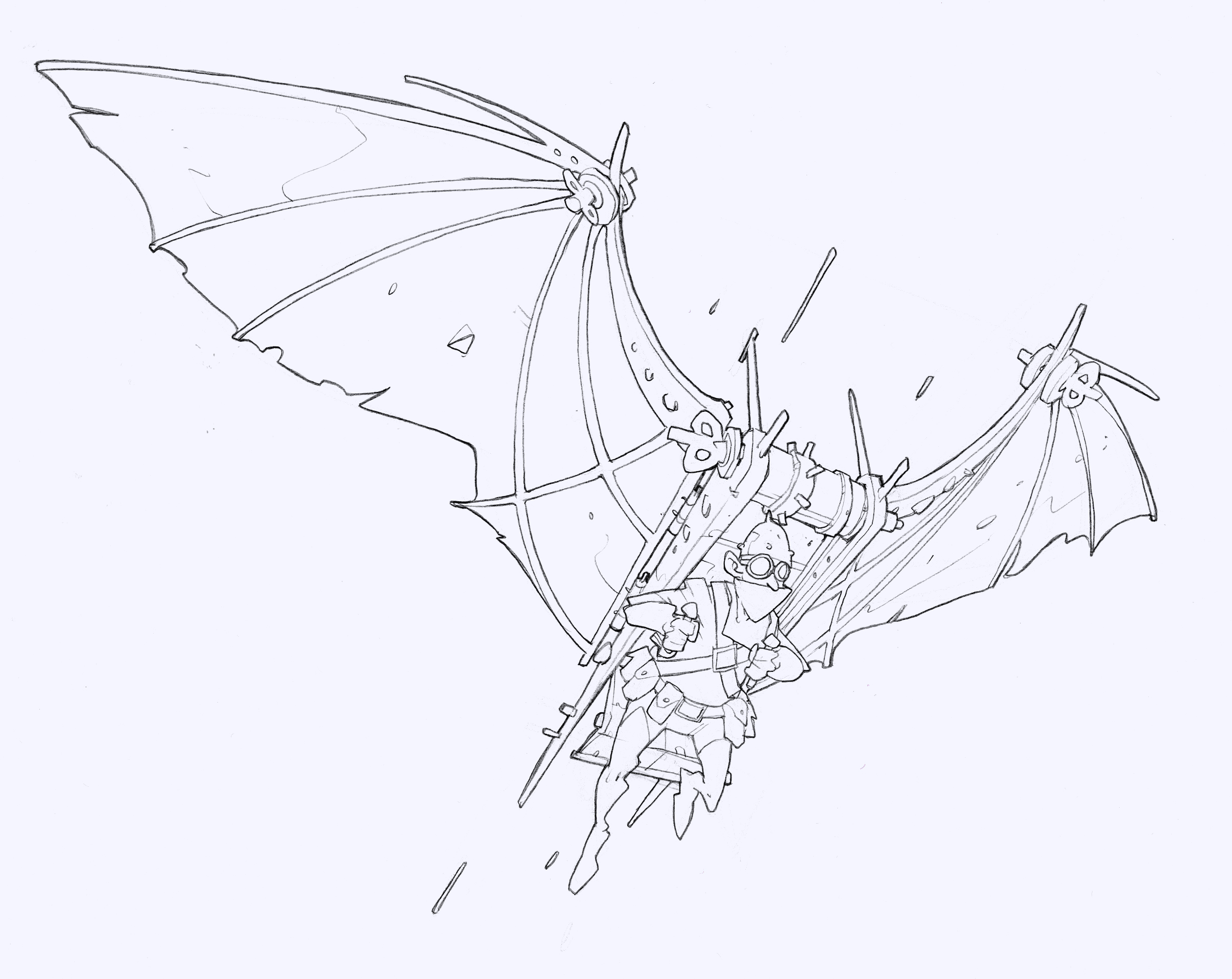 Dust Games   Magnifico - Da Vinci's Art of War   Edouard Guiton