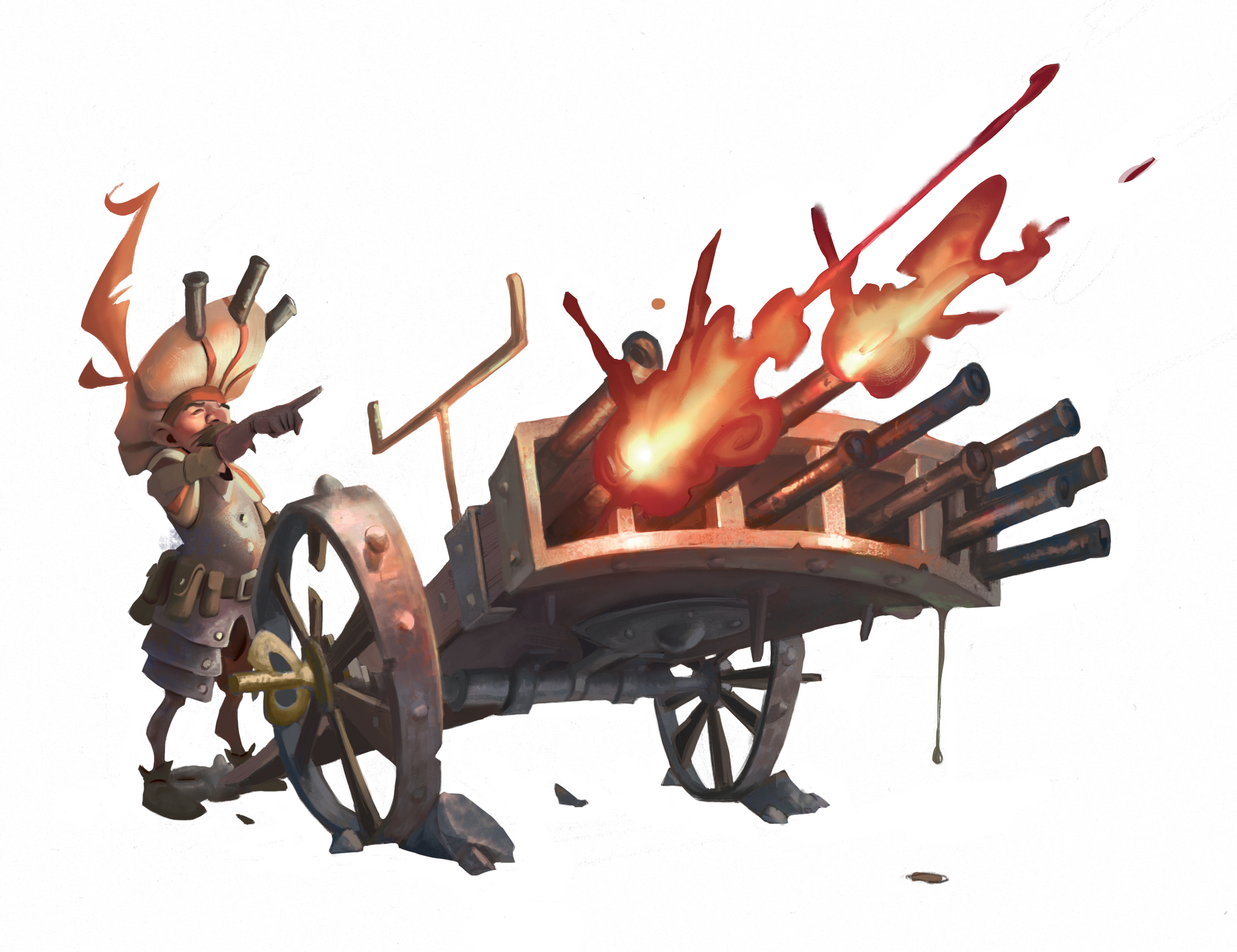 Dust Games   Magnifico - Da Vinci's Art of War   Edouard Guiton   Miguel Coimbra