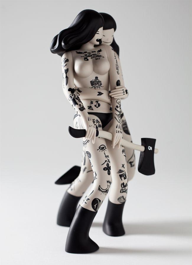 3D   Toy   Sculpture