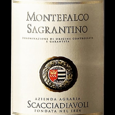 Classic Sagratino. Big cherries. Very dry / Dusty. Light tannic finish.